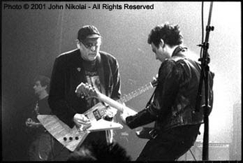 Rick Nielsen and Danny Ray