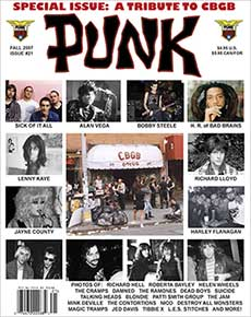 PUNK  Volume 1 Number 2